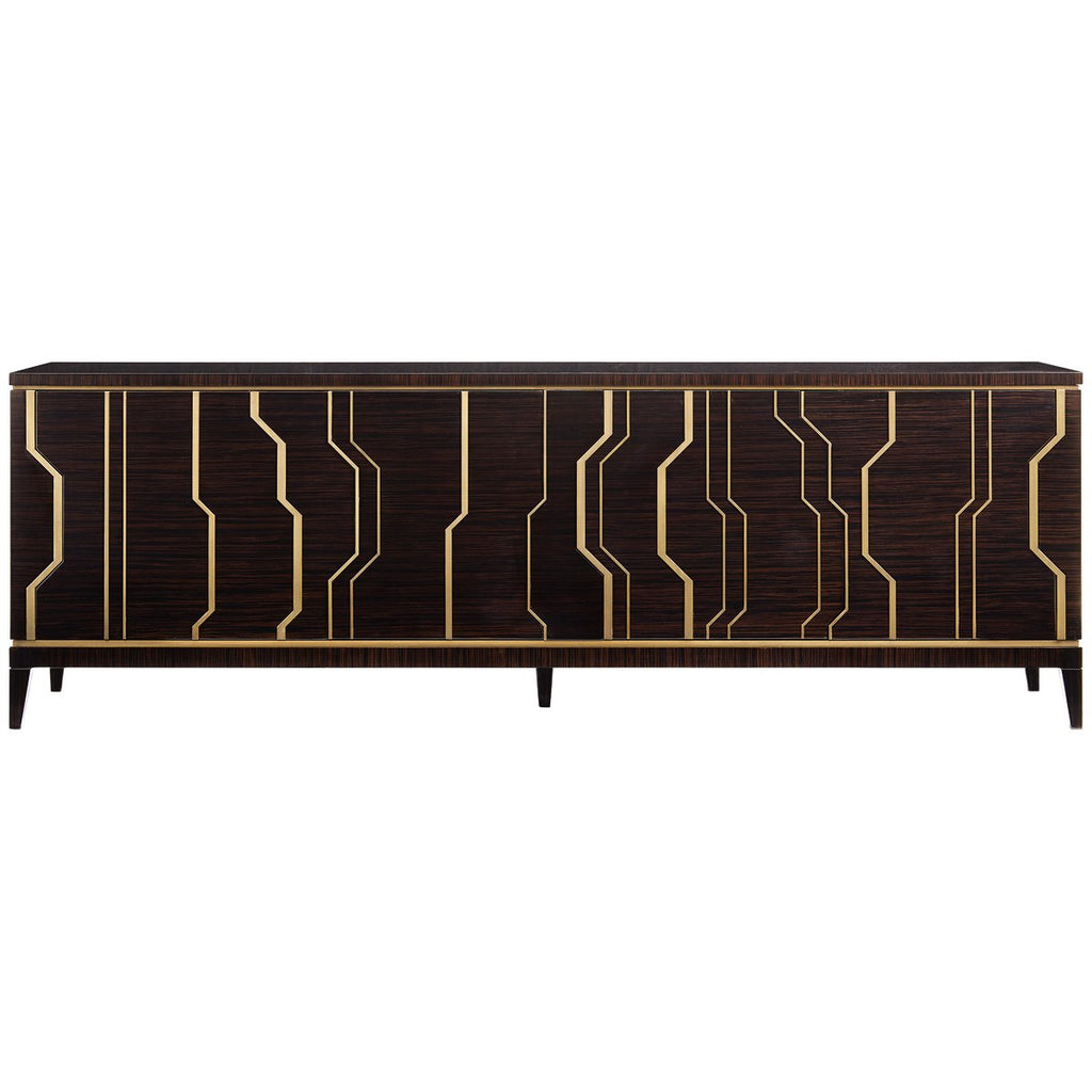 Caracole Signature Urban The Skyline Credenza