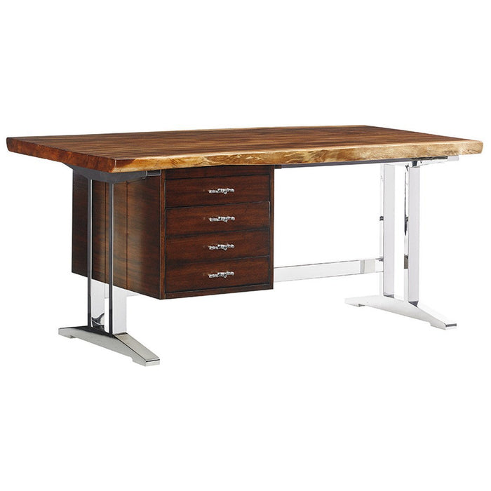 Sligh Studio Designs La Costa Live Edge Writing Desk