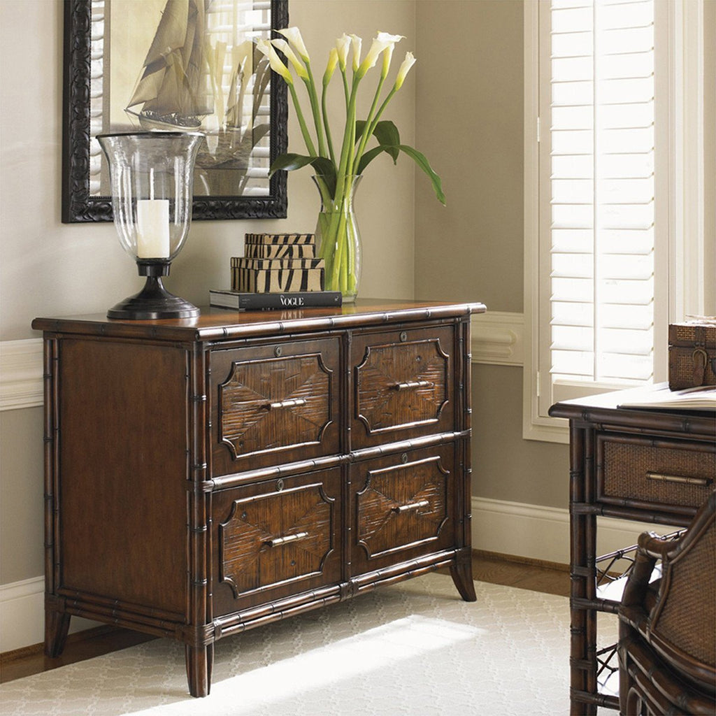 Sligh Bal Harbour Laguana Beach File Chest 293SA-450