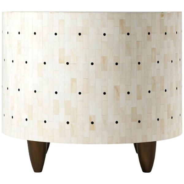 Theodore Alexander Dot! Side Table