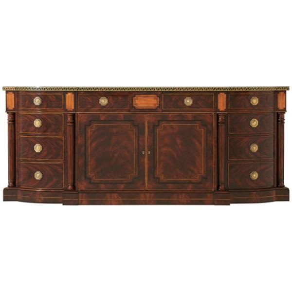 Theodore Alexander The English Cabinet Maker Donwell Buffet