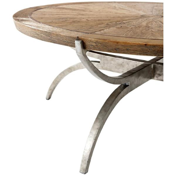 Theodore Alexander Weston Cocktail Table