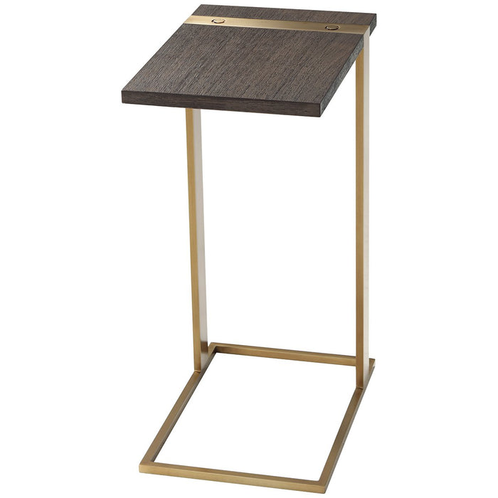 Theodore Alexander Dean Cantilever Accent Table
