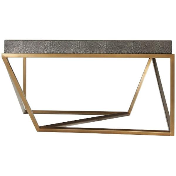 Theodore Alexander Crazy X Tray Cocktail Table
