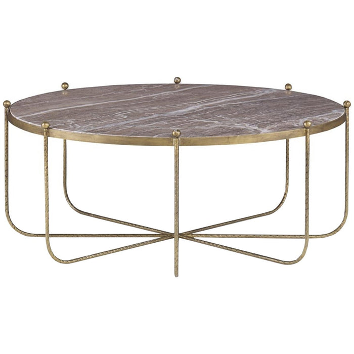 Mr. Brown London Tangmere Coffee Table with Granite Insert