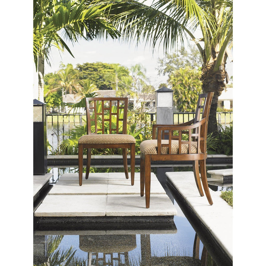 Tommy Bahama Ocean Club Lanai Arm Chair Set of 2 536-881-01