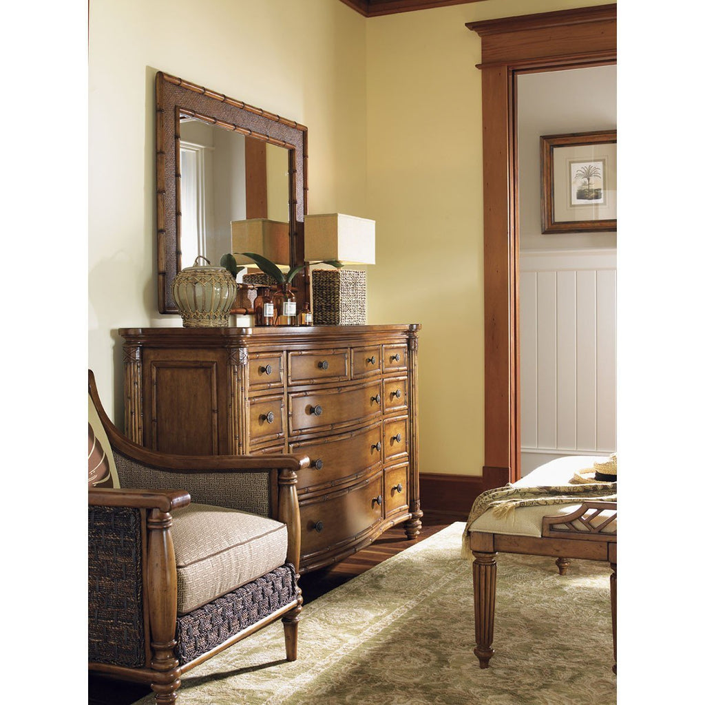 Tommy Bahama Island Estate Barbados Triple Dresser 531-234
