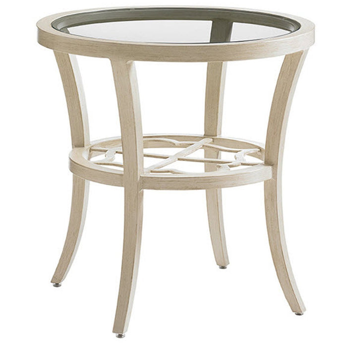Tommy Bahama Marimba Round End Table