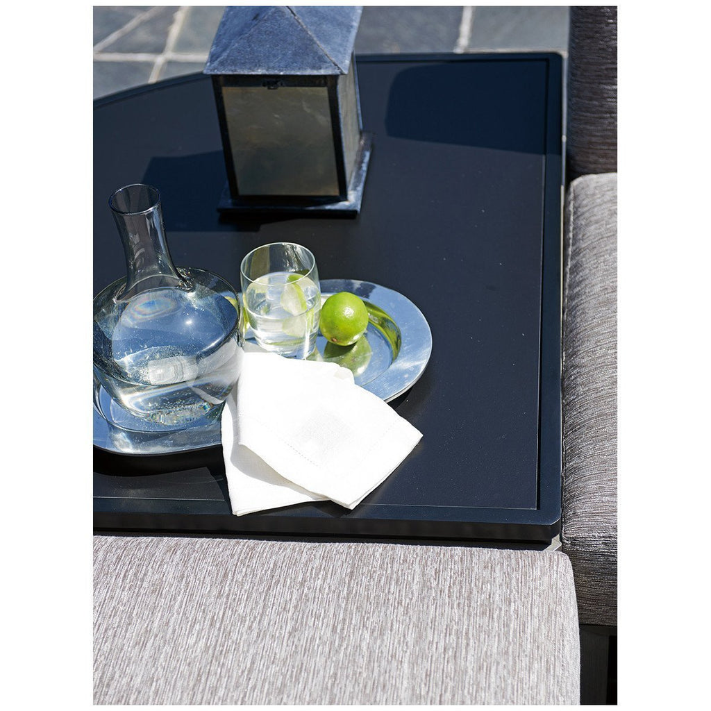 Tommy Bahama Del Mar Outdoor Sectional Corner Table