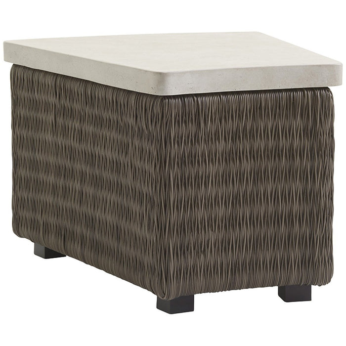 Tommy Bahama Cypress Point Ocean Terrace Accent Table