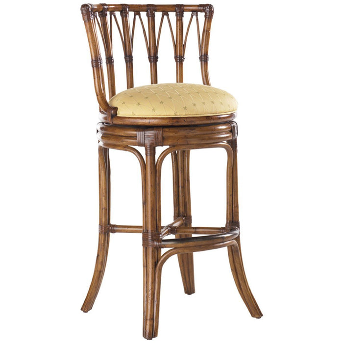 Tommy Bahama Island Estate South Beach Swivel Bar Stool 531-816-01