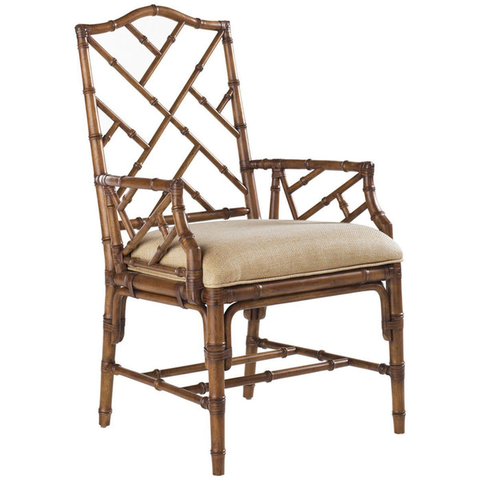 Tommy Bahama Island Estate Ceylon Arm Chair Set of 2 531-883-01