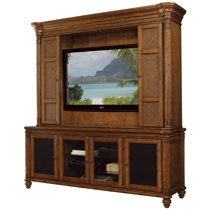 Tommy Bahama Island Estate Blake Island Entertainment Console 531-908