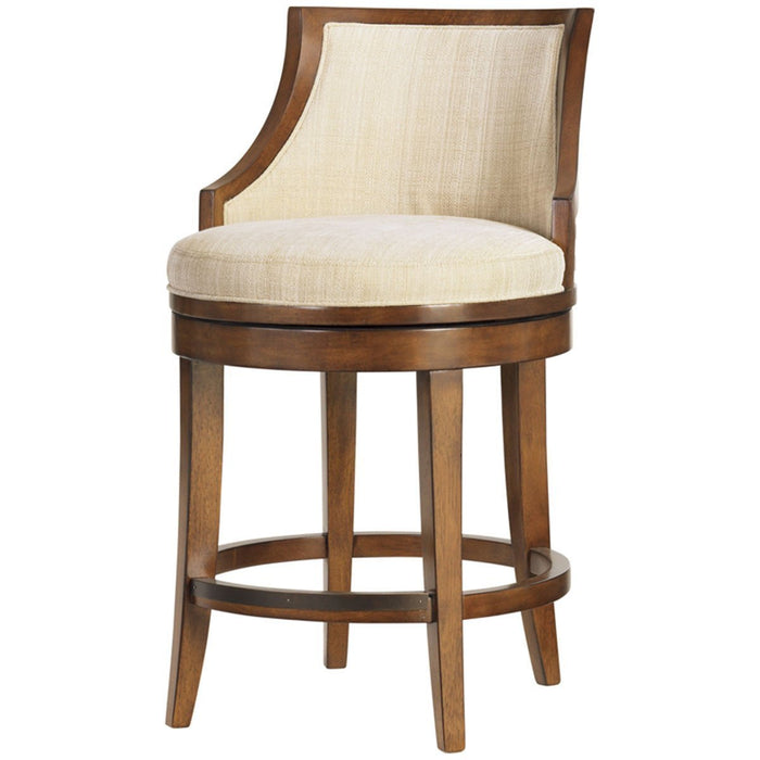 Tommy Bahama Ocean Club Cabana Swivel Counter Stool 536-815-01
