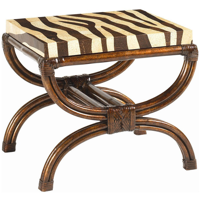 Tommy Bahama Royal Kahala Striped Delight Accent Table 538-958