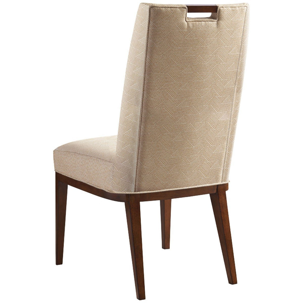Tommy Bahama Island Fusion Coles Bay Side Chair