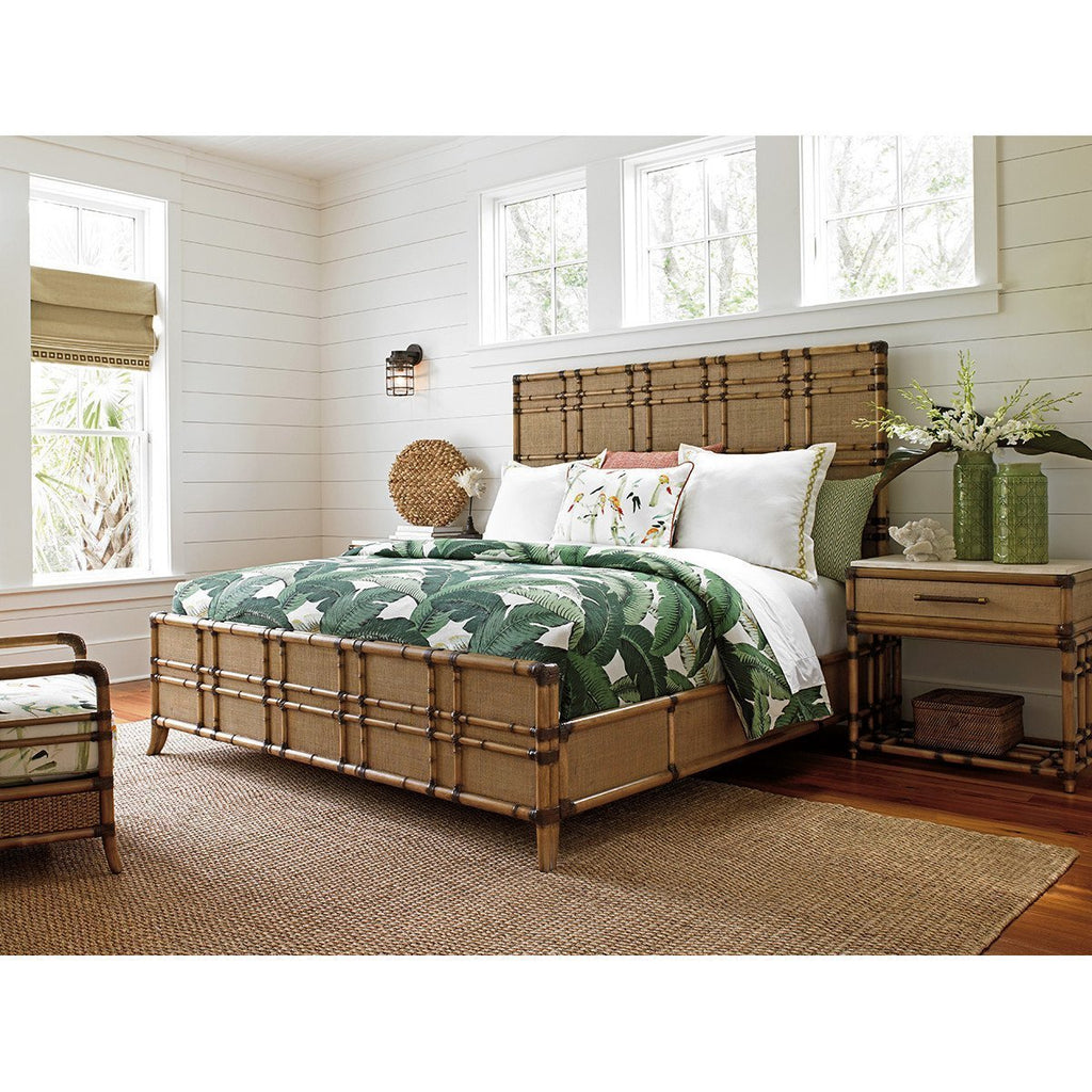 Tommy Bahama Twin Palms Coco Bay Panel Bed