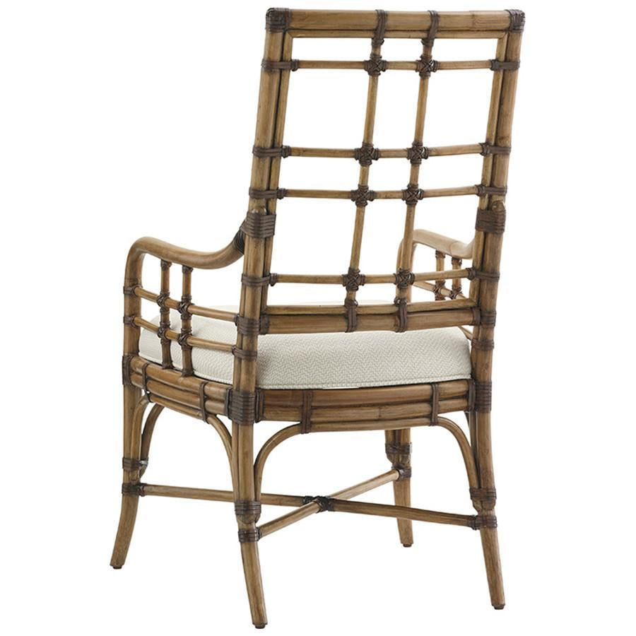 Tommy Bahama Twin Palms Seaview Arm Chair