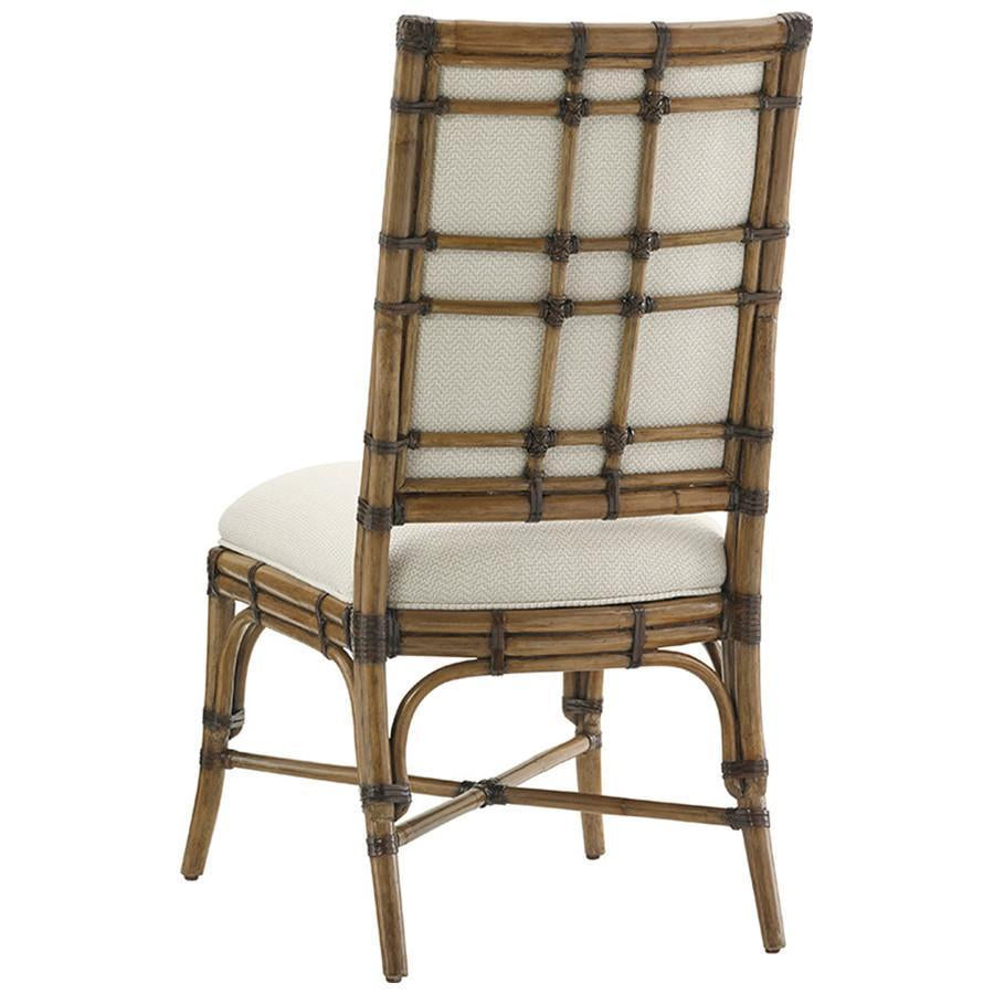 Tommy Bahama Twin Palms Summer Isle Upholstered Side Chair