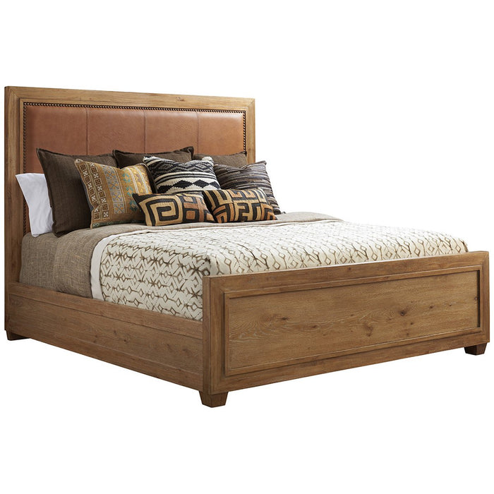 Tommy Bahama Los Altos Antilles Upholstered Panel King Bed