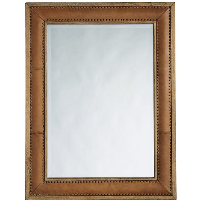 Tommy Bahama Los Altos Dominica Leather Rectangular Mirror