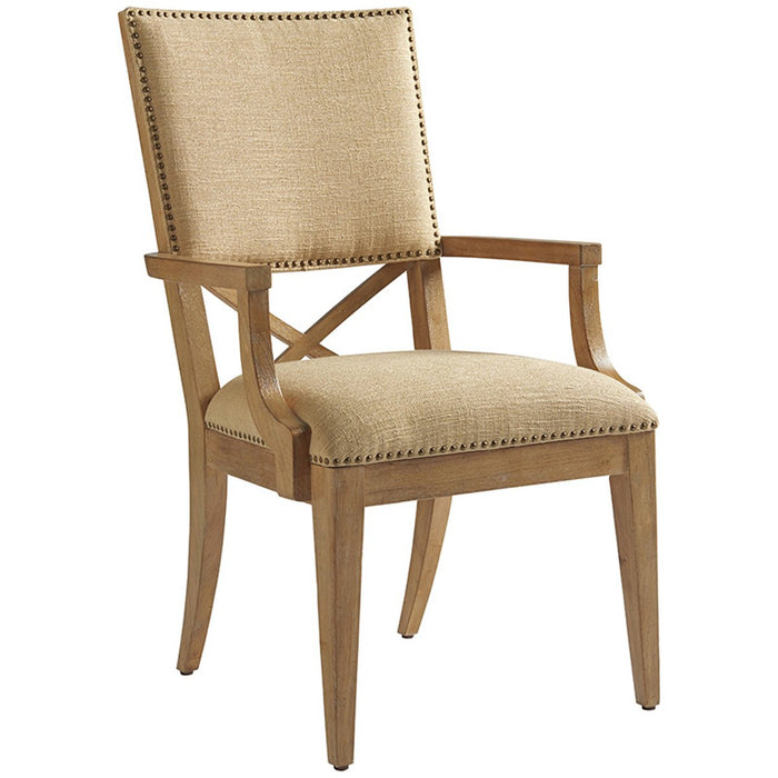 Tommy Bahama Los Altos Alderman Upholstered Arm Chair