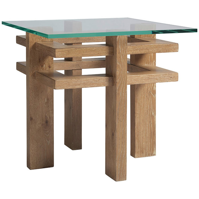 Tommy Bahama Los Altos Calcutta Square End Table
