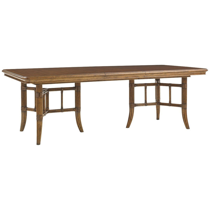 Tommy Bahama Bali Hai Fisher Island Rectangular Dining Table