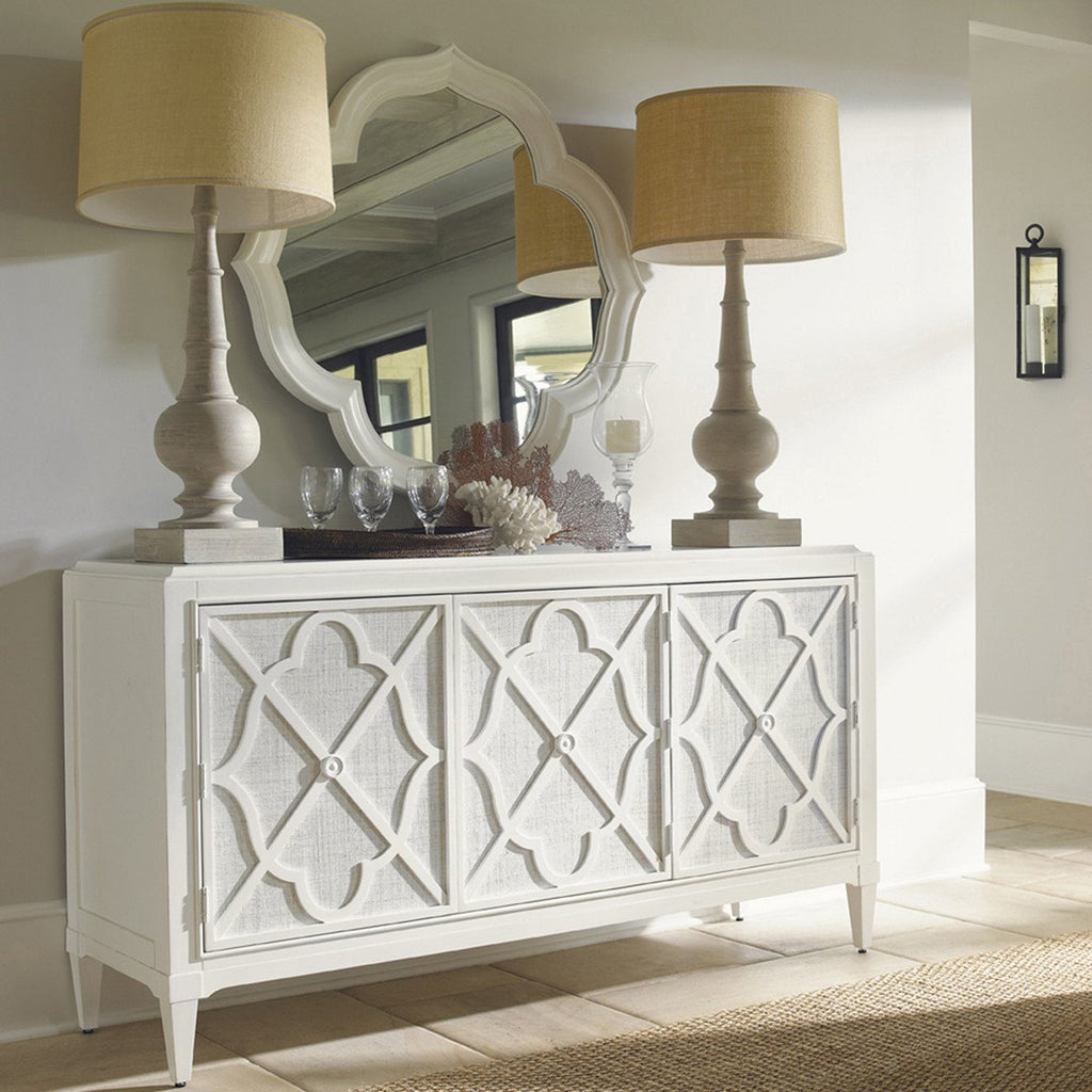 Tommy Bahama Ivory Key Hawkins Point Buffet 543-852
