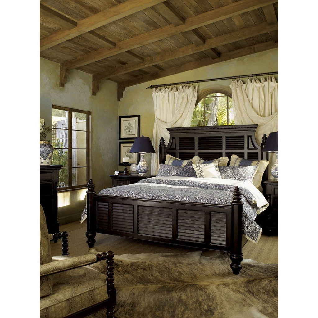 Tommy Bahama Kingstown Malabar Panel Bed 619-133C