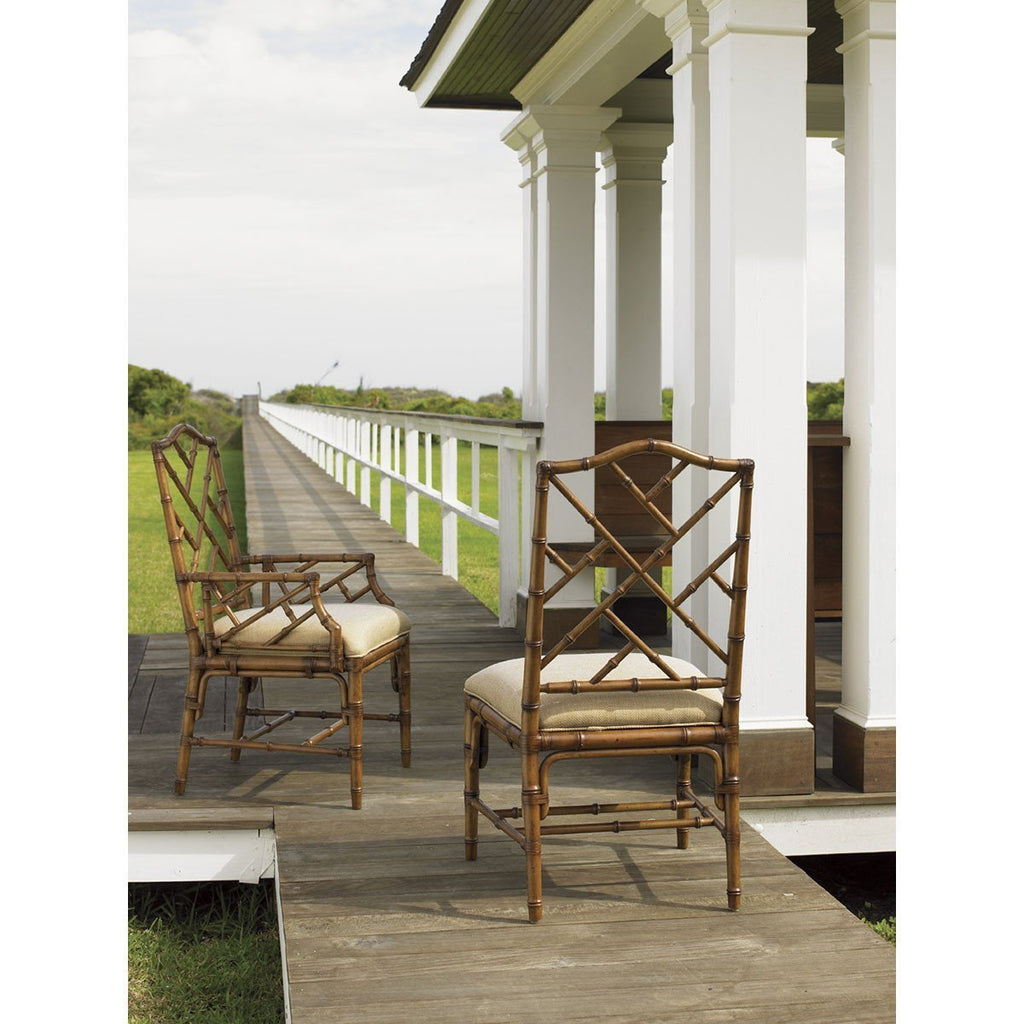 Tommy Bahama Island Estate Ceylon Side Chair Set of 2 531-882-01