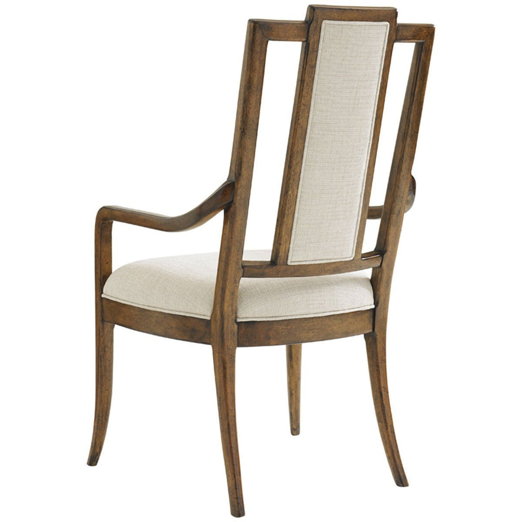 Tommy Bahama Bali Hai St. Barts Splat Back Arm Chair