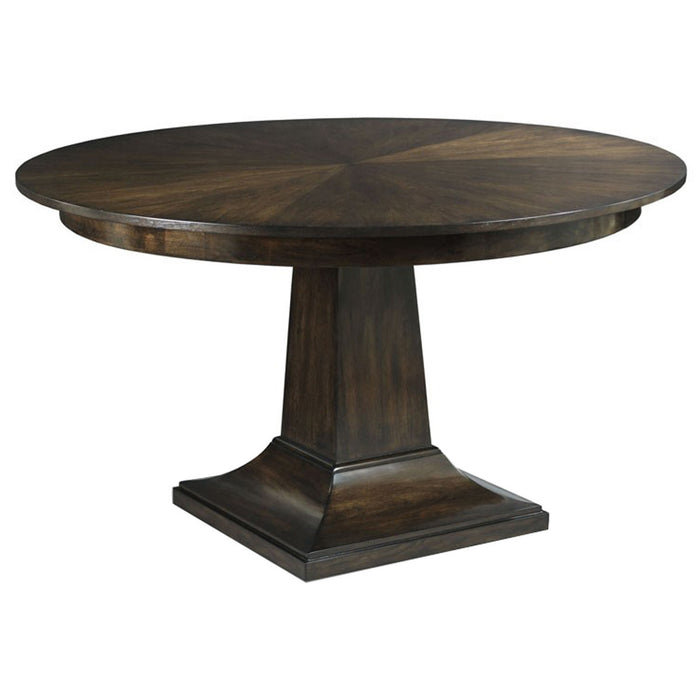 Woodbridge Furniture Parker Pedestal Table