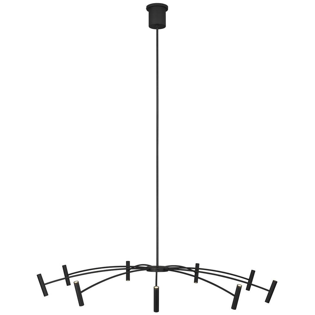 "Tech Lighting Aerial 55"" LED Chandelier"