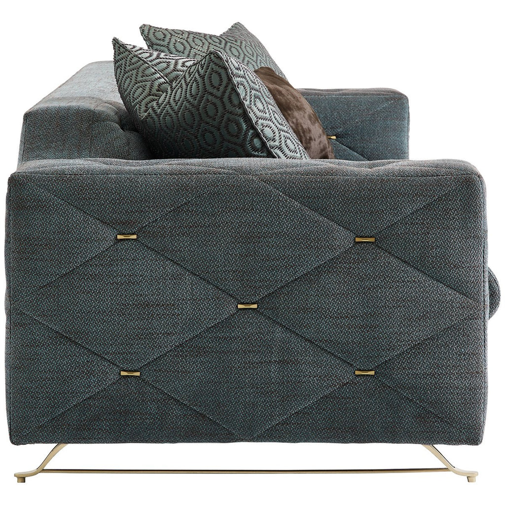 Caracole Upholstery Diamond Dash Sofa