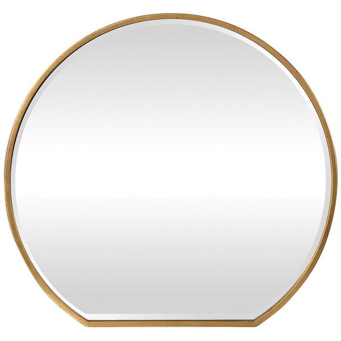Uttermost Cabell Gold Mirror