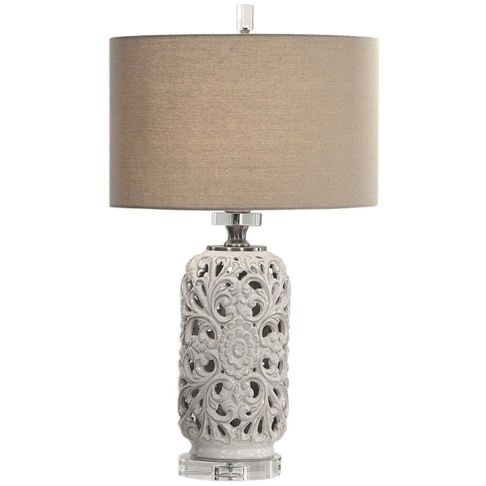 Uttermost Dahlina Ceramic Table Lamp