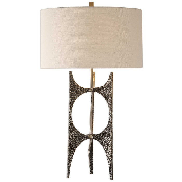 Uttermost Goldia Antique Bronze Lamp