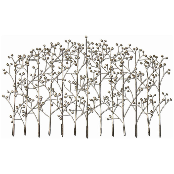 Uttermost Iron Trees Metal Wall Art 05018