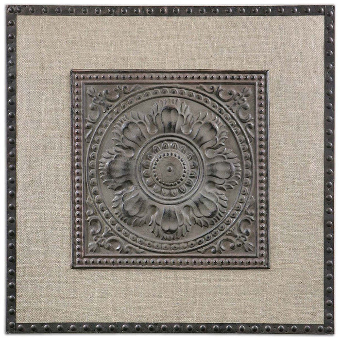 Uttermost Filandari Stamped Metal Wall Art 13826