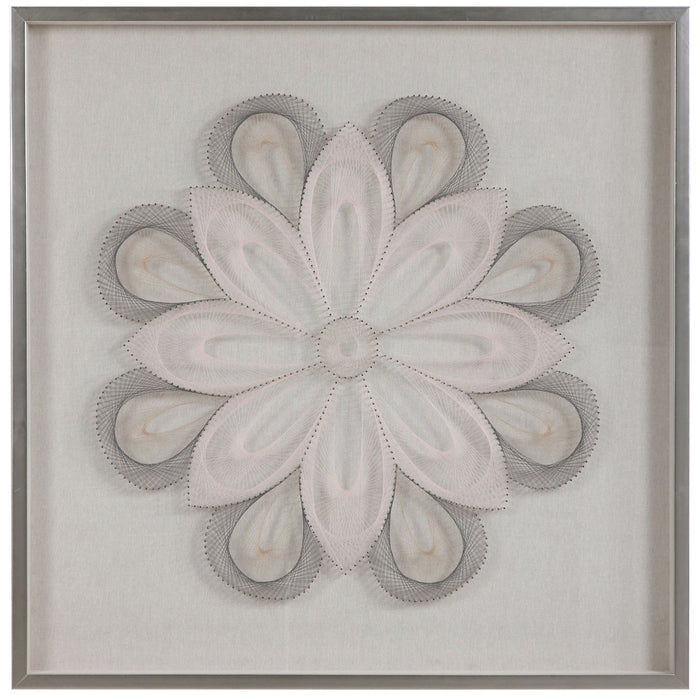 Uttermost Floral Dreams Shadow Box
