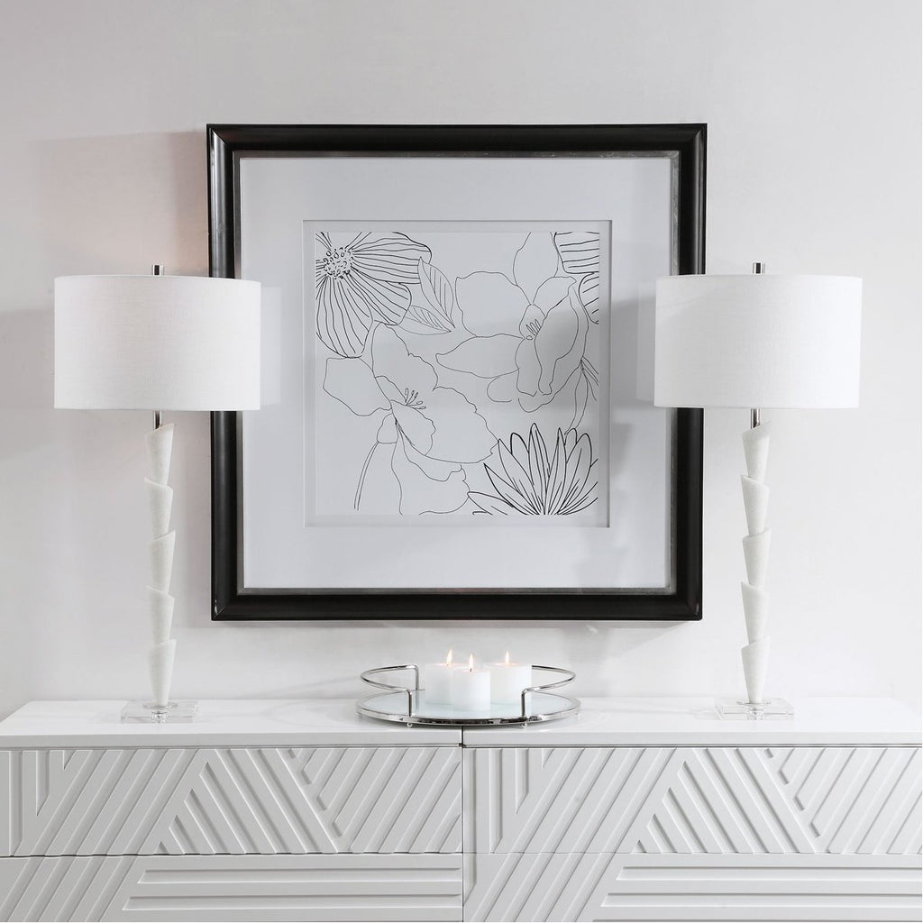 Uttermost Ibiza Modern Table Lamp