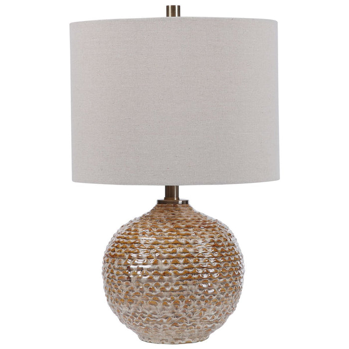 Uttermost Lagos Rustic Table Lamp