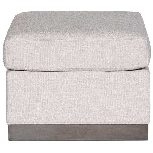 Vanguard Furniture Ferrin Plinth Base Ottoman