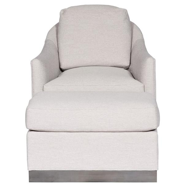 Vanguard Furniture Ferrin Plinth Base Swivel Chair