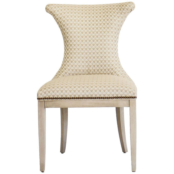 Vanguard Furniture Hickory Oyster Eve Side Chair