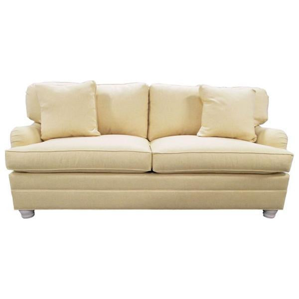 Vanguard Furniture East Lake Jarrett Daffodil Two Cushions Sleep Sofa