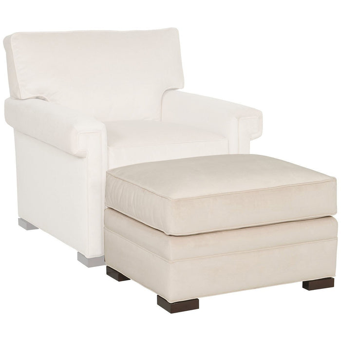 Vanguard Furniture Davidson Ottoman 622-OT