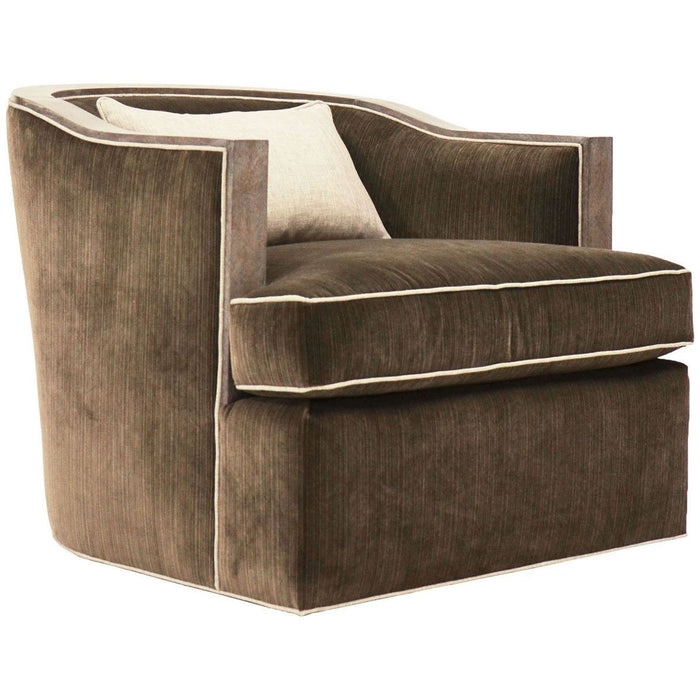 Vanguard Furniture Burlingame Swivel Glider