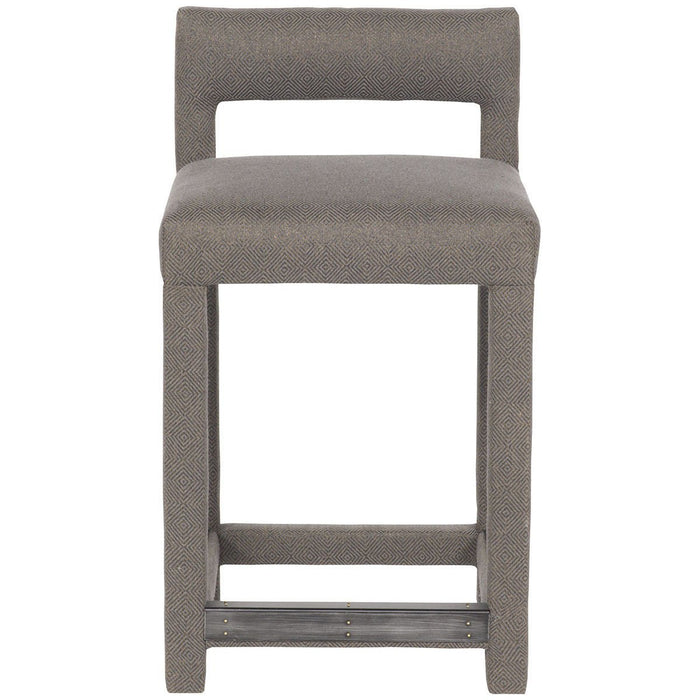 Vanguard Furniture Hendrix Slate Utica Counter Stool